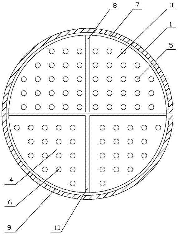 Gravity Microwave Separator