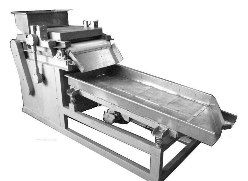 Peanut Microwave Drying Cutting Machine