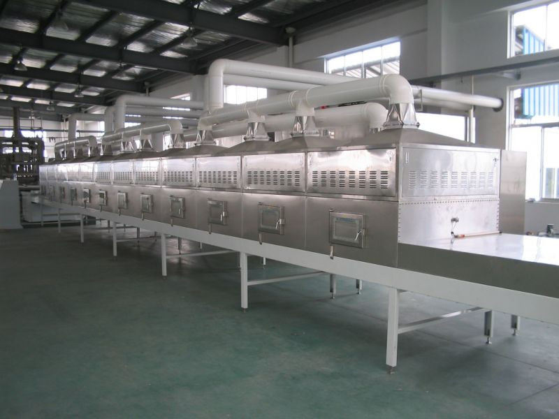 Paper Products Microwave Drying Equipment