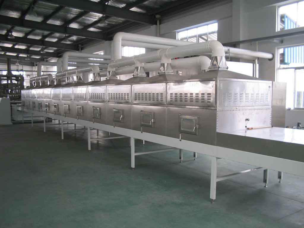 Chemical and Pharmacy Powder Microwave Drying Equipment
