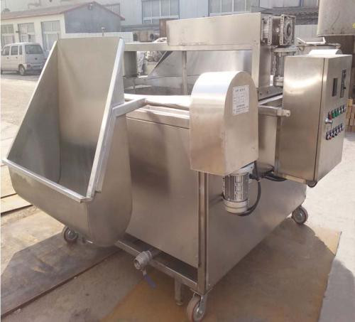 Fryer Oil Filter Microwave Sterilization Machine