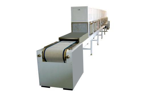 Corn Flake Microwave Drying Making Machine