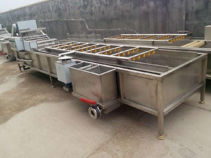 Chicken Processing Microwave Sterilization Machine