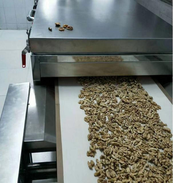 Nut Seasoning Microwave Drying Machine
