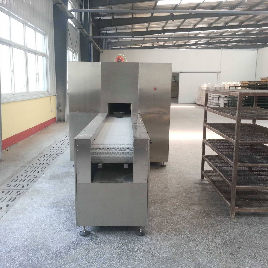 Pulp Material Microwave Drying Machine