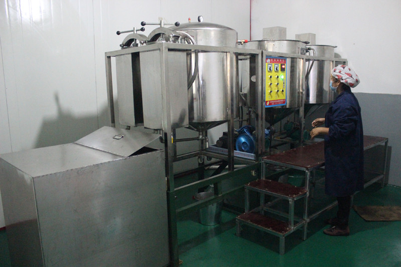 Corn Germ Oil Plant Microwave Drying Machine