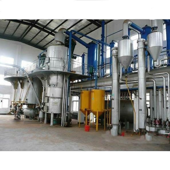 Solvent Extraction Plant Microwave Drying Machine