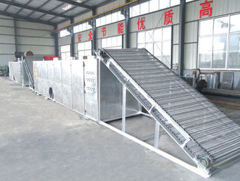 Rapeseeds Dehulling And Separating Microwave Drying Equipment