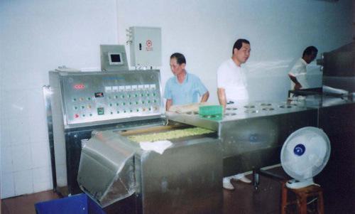 Microwave Drying Baking Roasting Equipment