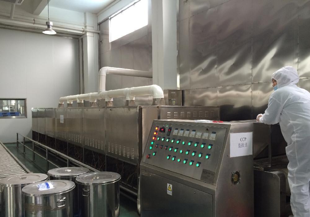 Nut Microwave Roasting Machine