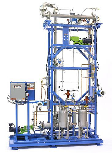 Oil Fractionation Microwave Drying Equipment