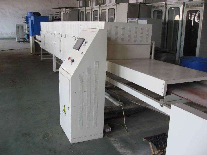 Peeling Microwave Drying Machine