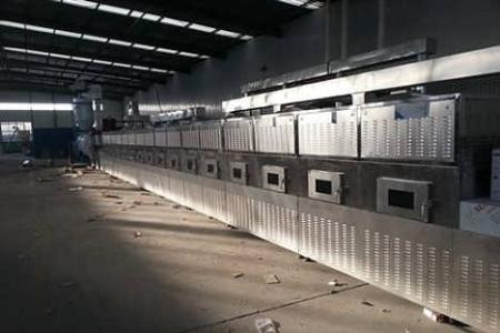 Apricot Kernel Shelling Microwave Drying Machine