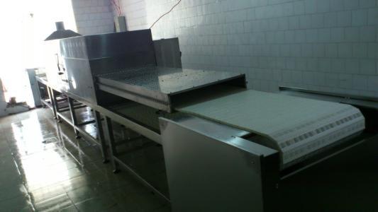 Multi-Layer Microwave Heating Machine