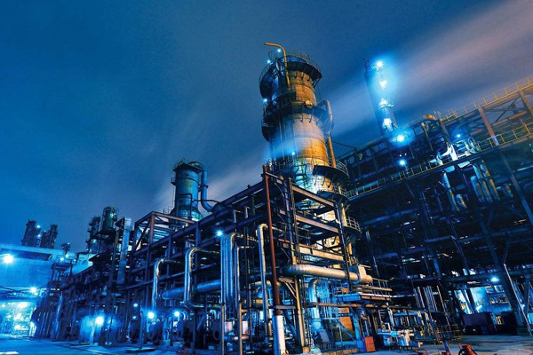 Oil Fractionation Equipment