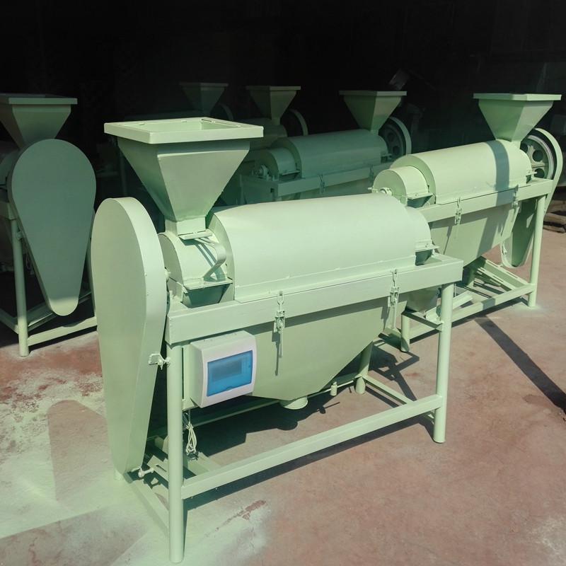 Castor Oil Plant Seeds Machine
