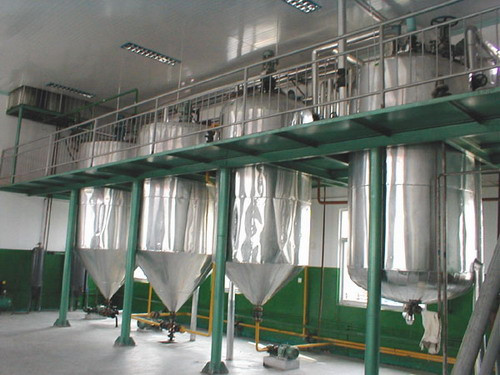 Cotton Seeds Oil Machinery