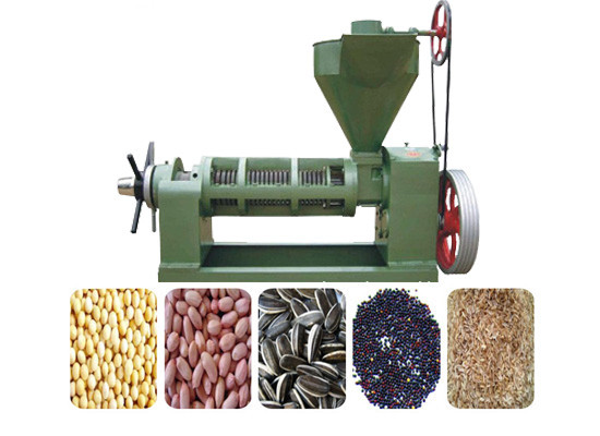 Oilseeds Processing Line Machine
