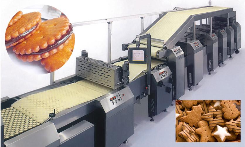 Cracker Production Line