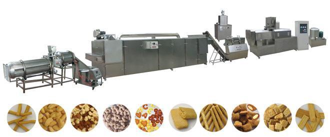 Fried Pellet Snacks Processing Line