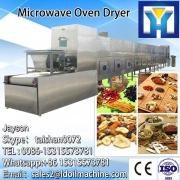 Best design top quality flowers microwave drying machine