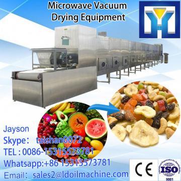 your best choice green tea&black tea&oolong tea microwave drying and sterilization machine
