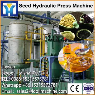 Mini oil extraction machine for sunflower