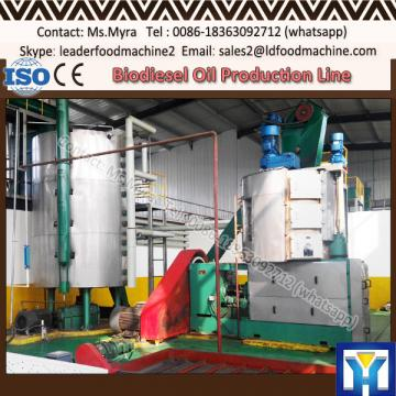 Top Quality soya oil refinery plant