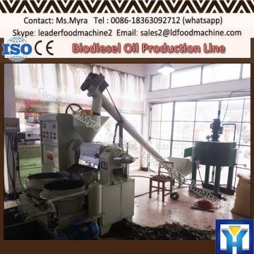 Easy control screw sunflower oil press