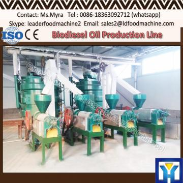 Stainless steel palm oil refinery process