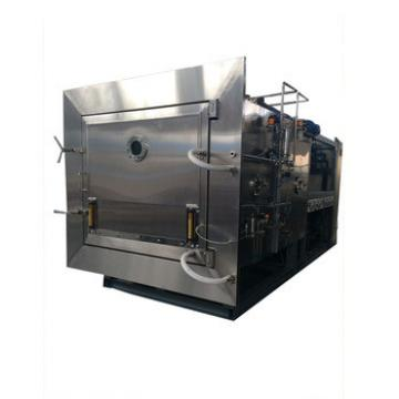 100 KG Capacity Square Shape Fresh Seafood Freeze Dryer