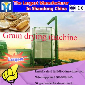 New meat slice microwave drying and sterilizing machine