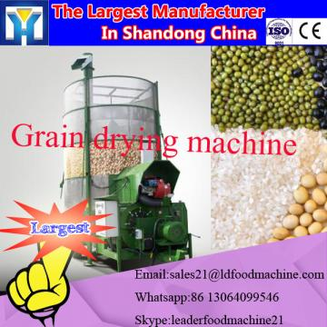 Low cost microwave drying machine for Calcite