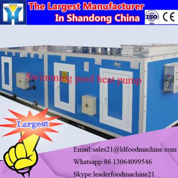 factory price industrial banana/apple/plum microwave batch dryer/drying machine