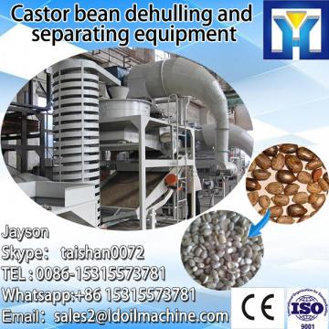 Dry peanut peeling machinery