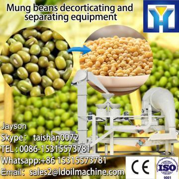 Almond peeling plant
