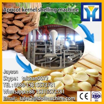 Best quality almond seed remover/apricot seed getting machine/almond shell separating machine