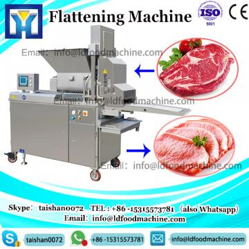 High quality Automatic Steak Flattening machinery For Steak Food