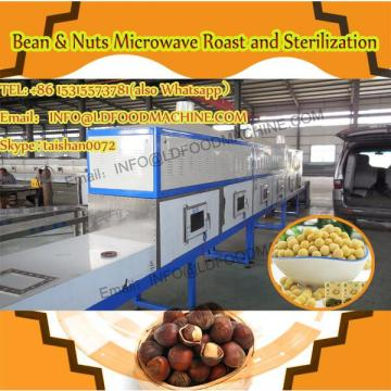 Stainless steel tunnel cashew nuts roasting oven/roaster