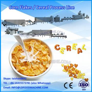 Corn Flakes Cereal make machinery