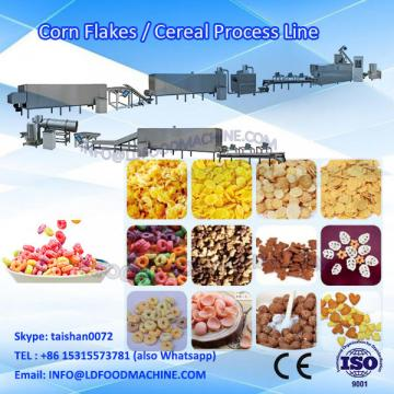 China Manufacture Frosted Flakes Breakfast Cereal make machinery