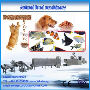 Automatic cat food machinery dog food macine per food machinery
