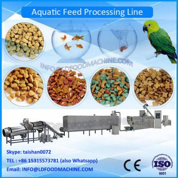 Floating / SinLD fish feed machinery