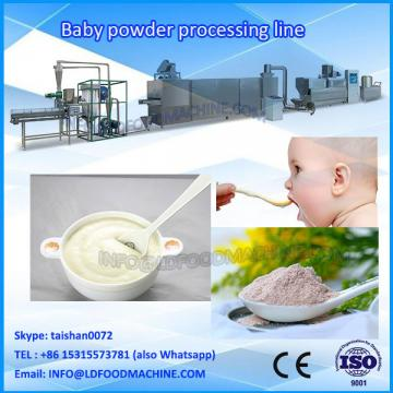 Infant powder baby food extruder