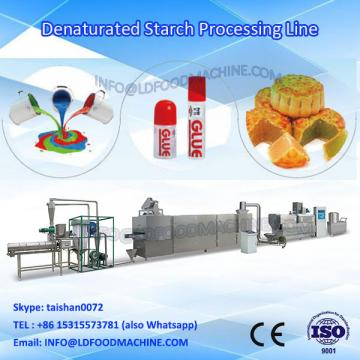Oil drilling and chemical modified starch make machinery