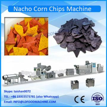 Manufacture of Corn Chips snacks tortilla make machinery