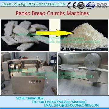 New Condition industrial Panko Bread Crumbs machinery with CE certification