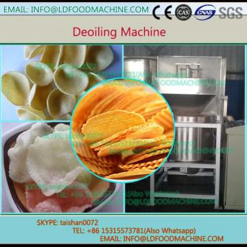 Cook Oil Deoiler / Centrifugal Oil Deoiling machinery