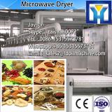 Industrial save energy microwave honeysuckle tea dryer and dehydrator  with CE certification