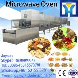Made in china Industrial microwave food drying and sterilization machine